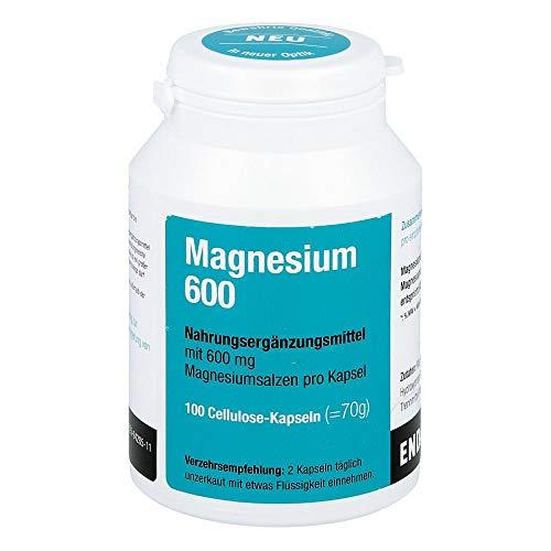 Endima Magnesium 600 Kapseln, 100 St