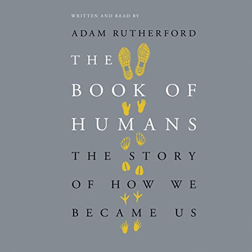The Book of Humans audiobook cover art