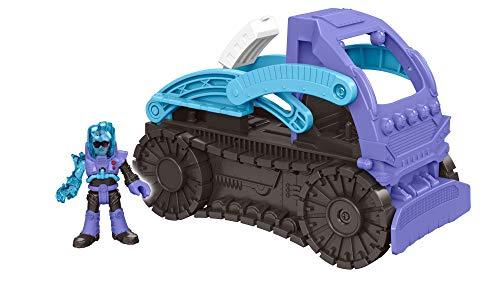 Imaginext Aktionfigur, DC Super Friends Mr Freeze Snowcat DTN10