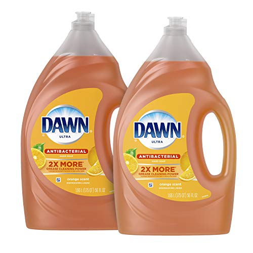 Dawn Antibacterial Dishwashing Liquid Dish Soap