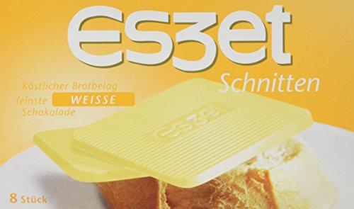 Eszet Schnitten Weisse, 20er Pack (20 x 75 g)