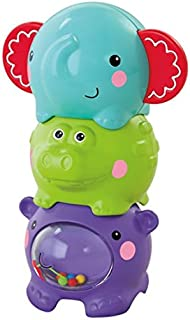 Fisher-Price Stackin` Sounds Animals