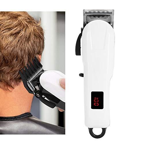 Kit de cortapelos USB inalámbrico, máquina herramienta de corte de pelo eléctrica...