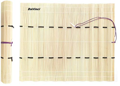 da Vinci. Rolltasche Maltasche 36 x 29 cm, Roll Bamboo Brush Kit ,Pinsel aus Bambus