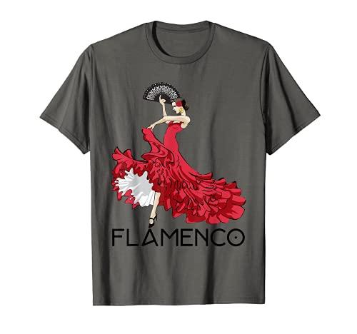 Bailaora 1 - España Camiseta