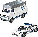 Hot Wheels Rally Van