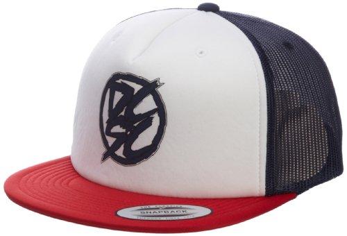 DC Vêtements Nation Chapeau pour Homme Taille Unique Athletic Red