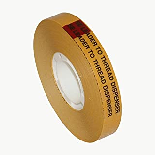 Scapa T002 ATG Tape (Acid Neutral): 1/2 in. x 60 yds. (Clear Adhesive on Tan Liner)