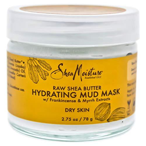 SHEA MOISTURE U-SC-4834 Raw Shea Butter Hydrating Mud Mask
