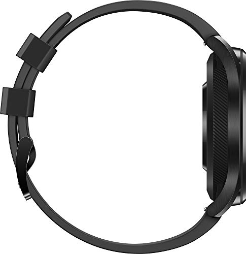Huawei Watch GT Elegant Smartwatch (42 mm Amoled Touchscreen, GPS, Fitness Tracker, Herzfrequenzmessung, 5 ATM wasserdicht) Schwarz - 5