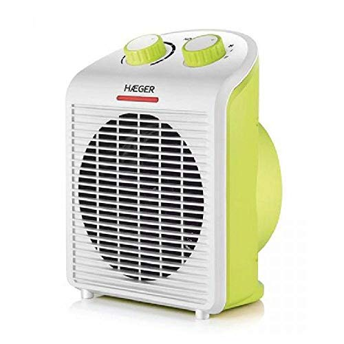 Haeger FH-200.010A Calefactor Thermoheat, 2000W