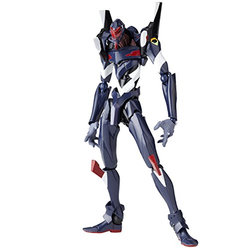 EVANGELION - EVOLUTION EV-002 EVA-03 Production Model [Legacy of Revoltech][Importación Japonesa]