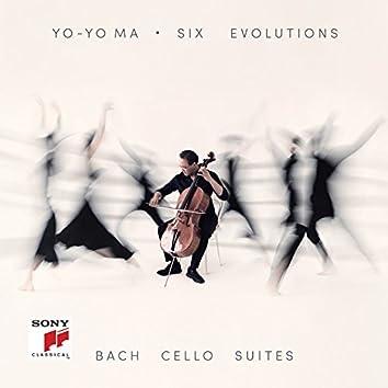 Six Evolutions - Bach: Cello Suites