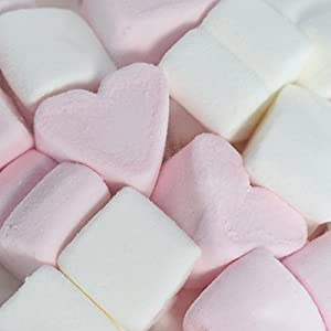1 kg weddingtree marshmallow hearts - soft candy for wedding party valentine's day mother's day - best foam sugar quality - pink and white - fat-free 1 kg WeddingTree Marshmallow Hearts – Soft Candy for Wedding Party Valentine's Day Mother's Day – Best Foam Sugar… 41vCv5E0v2L