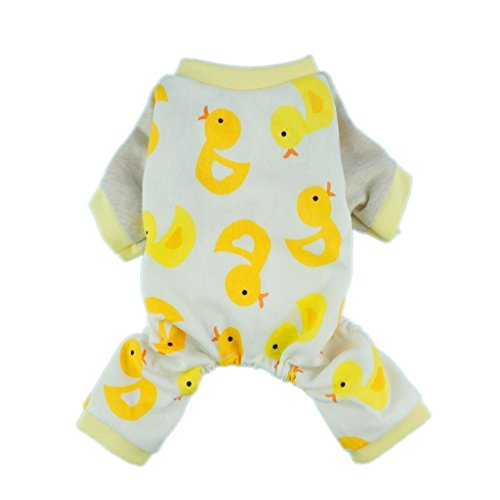 Fitwarm Duck Dog Pajamas