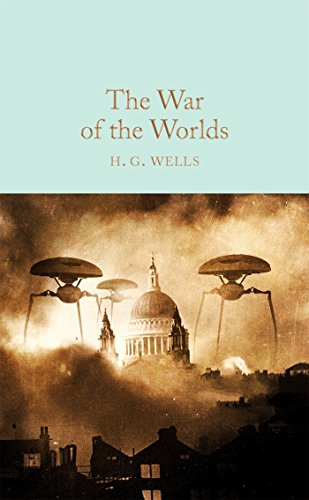 The War of the Worlds (Macmillan Collector's Library)(Pocket Size): H.G....