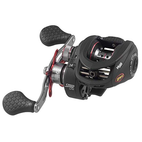 Lew's Tournament MP Speed Spool LFS 5.6:1 Right Hand Baitcast Reel (TS1SMP)