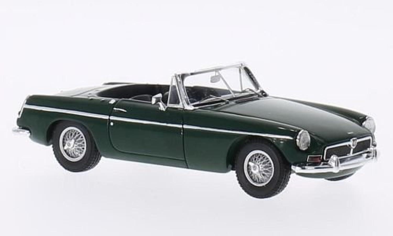 ordenar ahora MG B, B, B, verde oscuro, RHD, Modelo de Auto, modello completo, Spark 1 43  en promociones de estadios