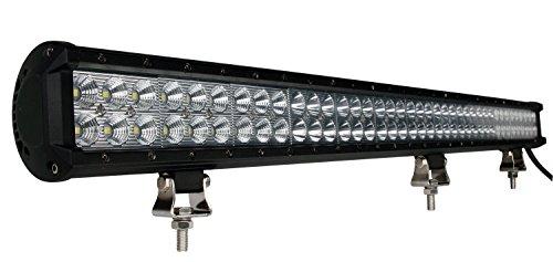 LED-koplamp – twee rijen – onderste houder, 21 cm.