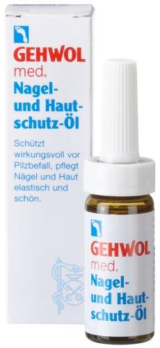 Gehwol 1040201 med Nagel- und Hautschutz-Öl, 15ml