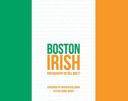 Boston, Irish
