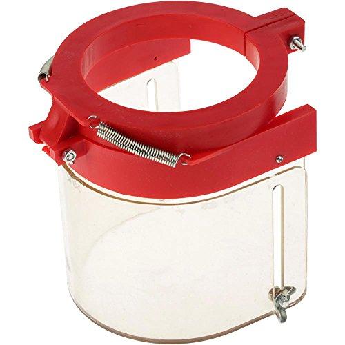 """Shop Fox D4581 Chuck Guard for 20"""" Floor Model Drill Press"""