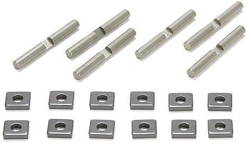Nuevos productos de artículos novedosos. Cross Pins & Support Blocks, Al Al Al  5T, MINI WRC by Team Losi  ventas calientes