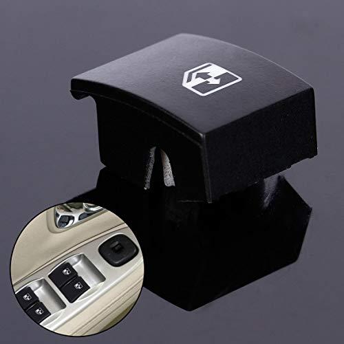 Heaviesk Para la Cubierta del botón del Interruptor de la Ventana eléctrica de Vauxhall Opel Astra Mk5 Zafira Tigra B
