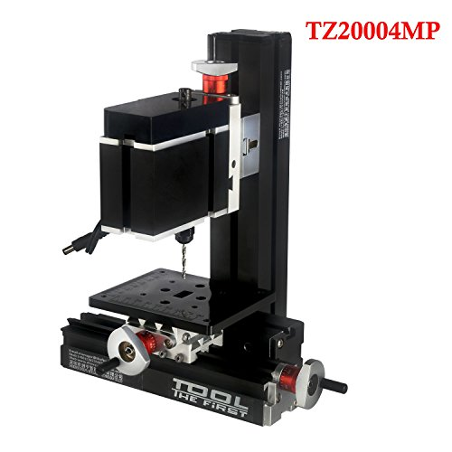 Find Bargain Power Lathes Big Power 60W Electroplated Metal Drilling Machine For Hobby Model Wood Wo...