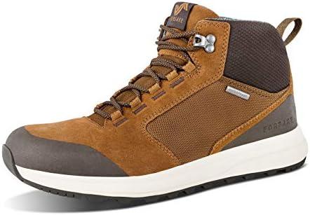 Forsake Maddox Mid Men s Waterproof Leather Sneakerboot 13 M US Toffee Mocha product image