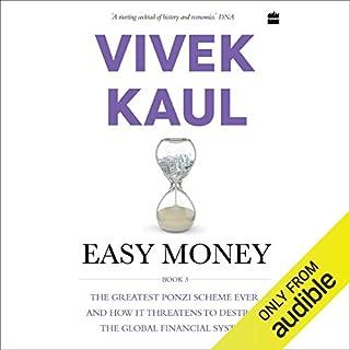 Easy Money, Book 3 cover art