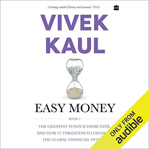 Easy Money, Book 3 audiobook cover art