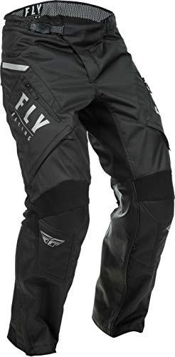 FLY Racing Patrol Überstiefelhose, Motorrad-Schutzausrüstung, Schwarz, Größe 48