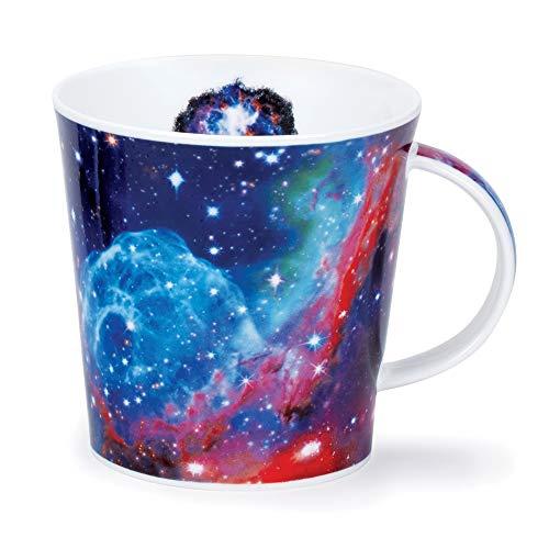 CA-COSM-BL Cosmos - Taza (porcelana, 0,48 L), color azul