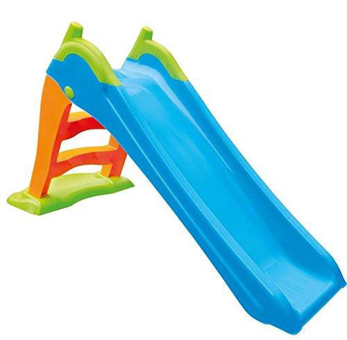 Mochtoys 5900747008022Tobogán pequeño Estable para niños a Partir de 2años