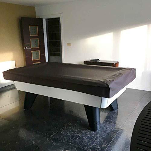 NO LOGO LSB-TAIQIU, 1pc Fuß Pool Snooker Billardtischdecke Einbau Heavy Duty Wasserdicht Snooker-Schutz (Größe : 235x135x20cm)