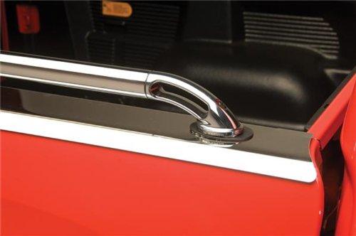 """Putco 49864 BOSS 2.5"""" Diameter Locker Side Rails for F150"""