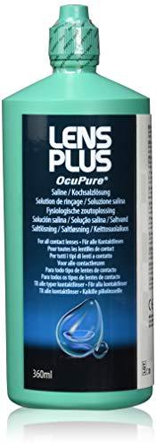 Amo Kontaktlinsen-Lösung Lens Plus OcuPure, 360ml, 3Stück