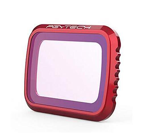 PGYTECH Objektivfilter UV/CPL/ND/ND-PL Filter kompatibel mit DJI Mavic Air 2 (UV)
