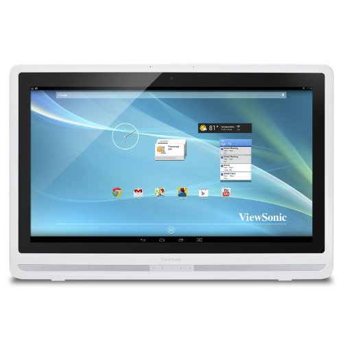 "ViewSonic VSD241 24-inch (23.8"") Full HD 1080p Touch Smart Display Monitor, Android 4.2, All-in-one, Tegra 3"