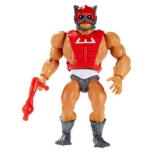 Maîtres de l'Univers Origins, figurine articulée de combat, Zodac, jouet pour collectionneurs et enfants dès 6 ans, GVW63