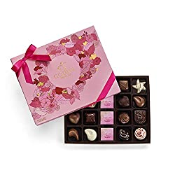 Godiva Chocolatier Godiva Chocolatier Valentines Day 20pc Rectangular Gift Box