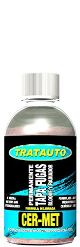 Tratauto 81433401492_SML Cer Met Tapa de Fugas Permanente, 236ml Volumen