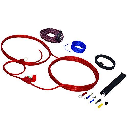 Stinger SK46101 versterker aansluitset 4000 serie 300 watt / 30A / 10 gauge (6mm2)