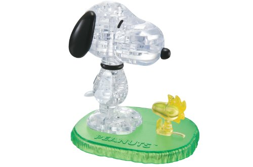 Bepuzzled Snoopy y Woodstock L