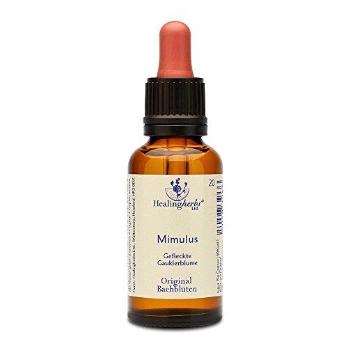 Healing Herbs Bachblüten Mimulus Tropfen, 30 ml