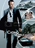 Casino Royale - James Bond - Daniel Craig – Wall Poster