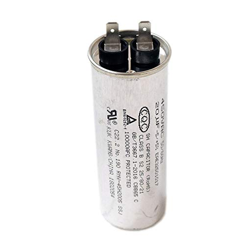 LG EAE32501017 Capacitor, White