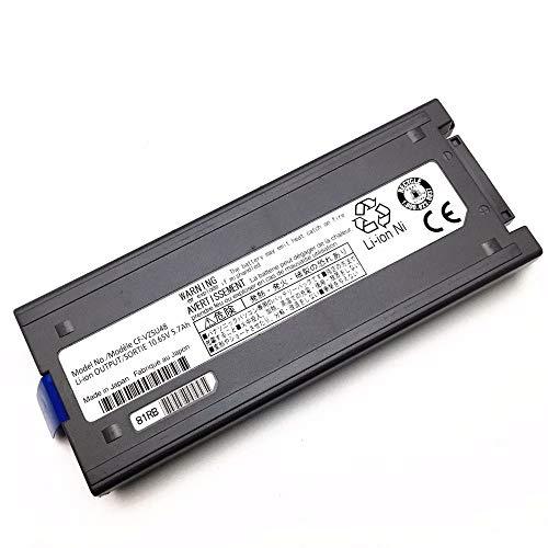XITAI 10.65V 5700mAh CF-VZSU48U CF-VZSU48 Ersatz Laptop Akku für Panasonic Toughbook CF-19 CF19 Series CF-VZSU28 CF-VZSU50 MEHRWEG