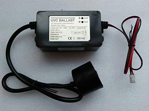 Realgoal 12V DC UV Ballast 12W-16W